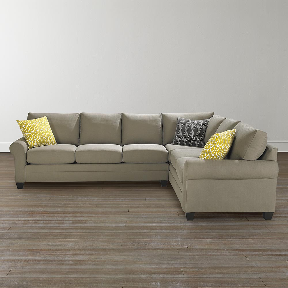 sectional sofa large l-shaped sectional ... SHMBDKF