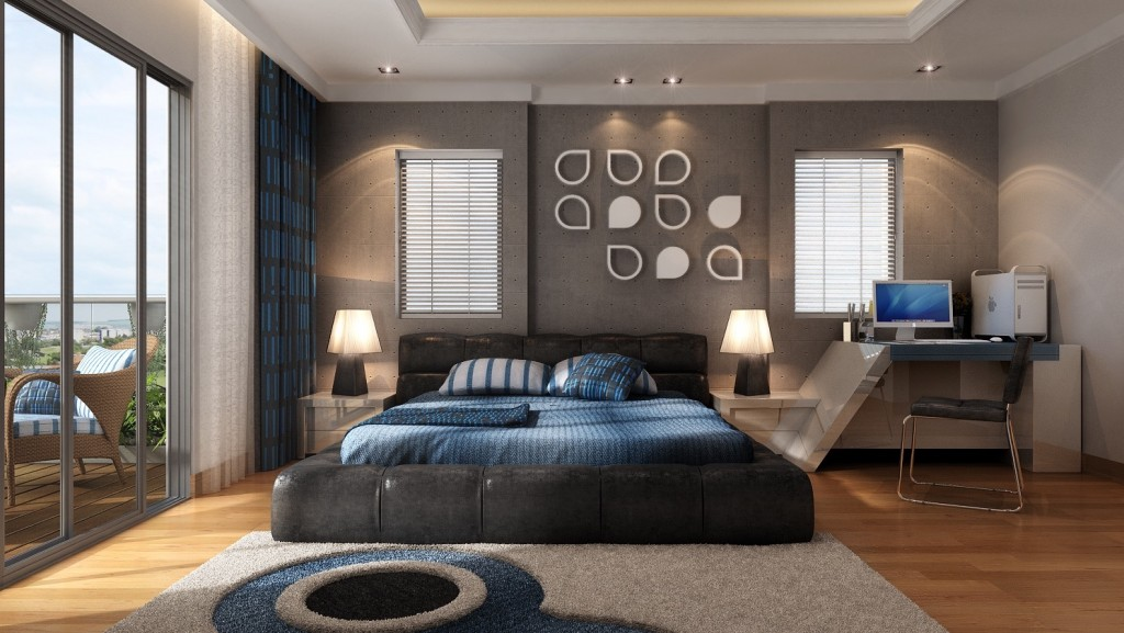 simple interior design ideas 21 cool bedrooms for clean and simple design inspiration WGLUGZQ