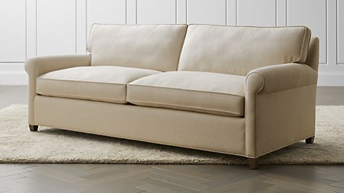 sleeper sofas montclair 2-seat queen roll arm sleeper sofa FXWLCAD