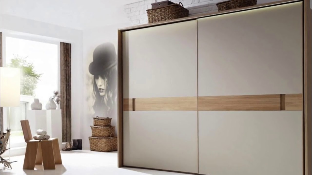 sliding wardrobe designs for bedroom indian VOBHKNF