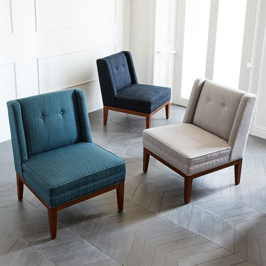 slipper chairs tatum slipper chair BPAAJHG