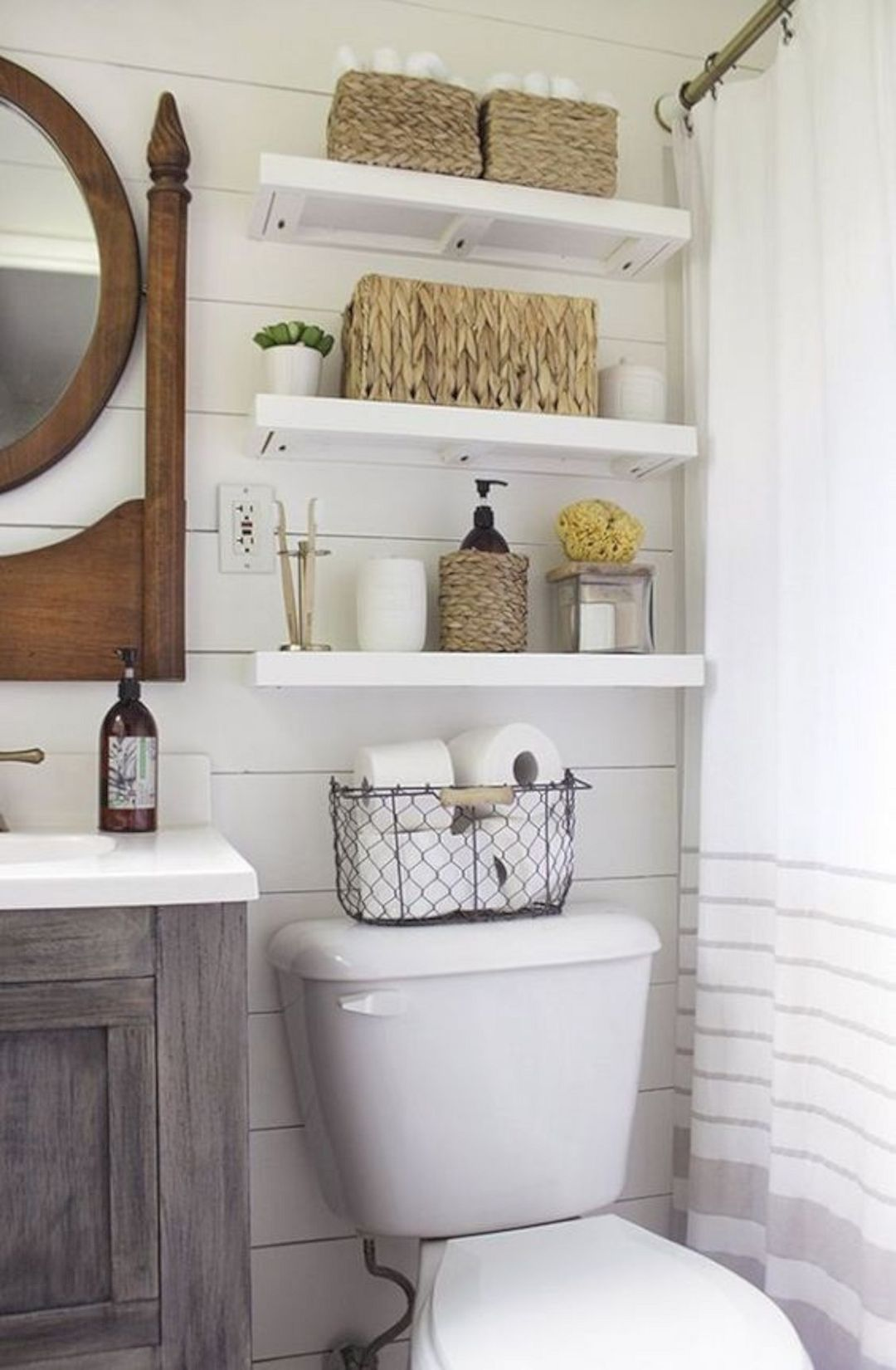 Small Bathroom Decorating Ideas Made Simple - darbylanefurniture.com