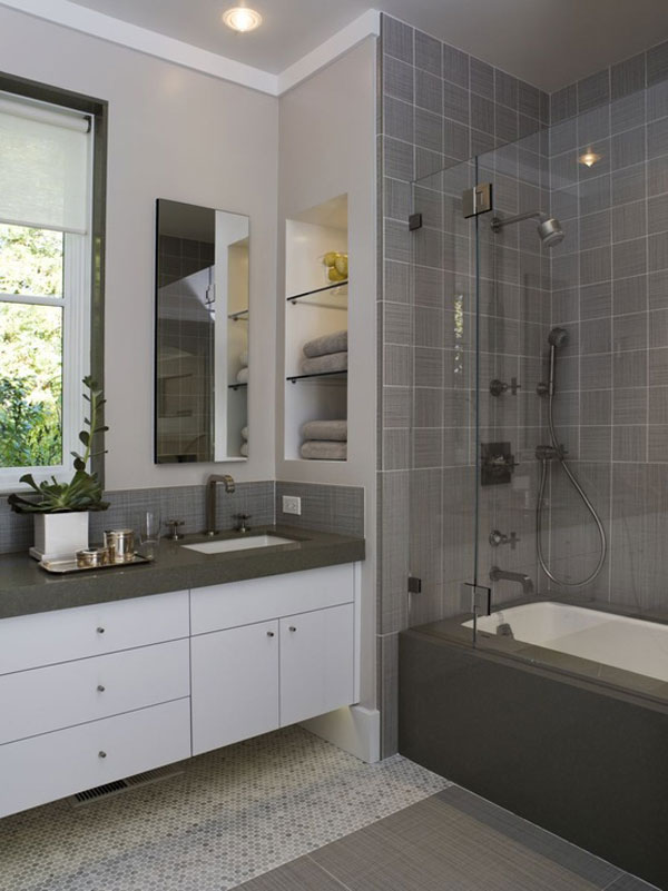 small bathrooms designs contemporary small bathroom decorating HBQDKDF