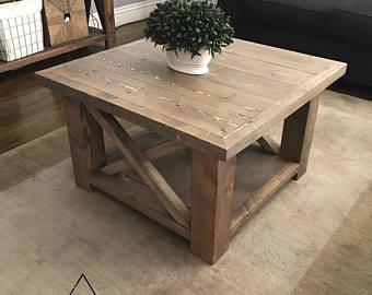 small coffee table | etsy MXDJZCZ
