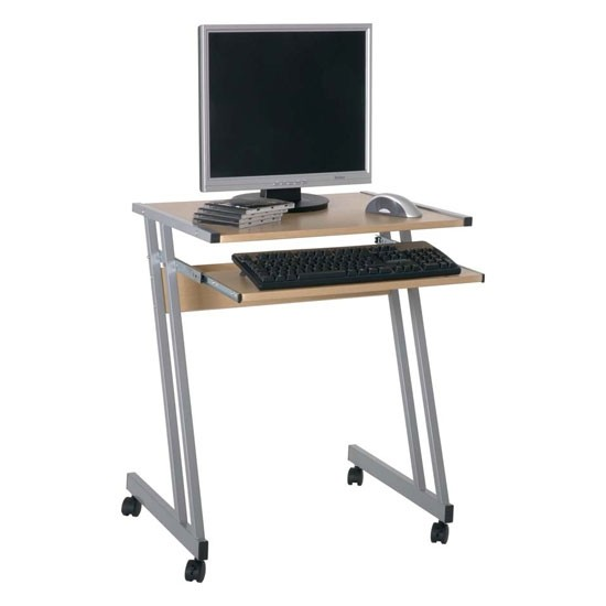 small computer desk small computer table on wheels KUUTDYS