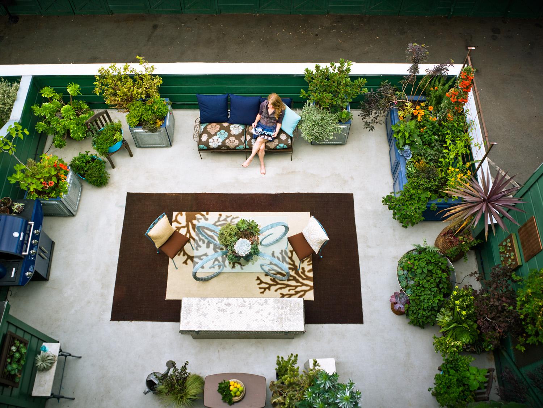 small garden design ideas OCYISMB