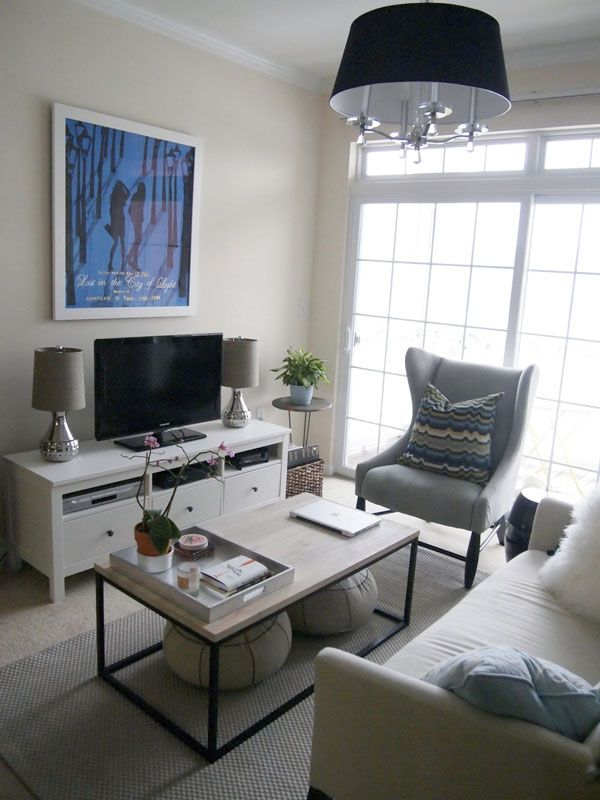 small living room furniture ... small living room ideas. i like the seats under the MGEFOYB