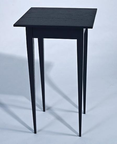 small side table by karel aelterman (wood side table) | artful BBMZIWL