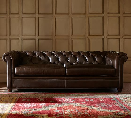 sofa chesterfield chesterfield leather sofa ZVKNCQV