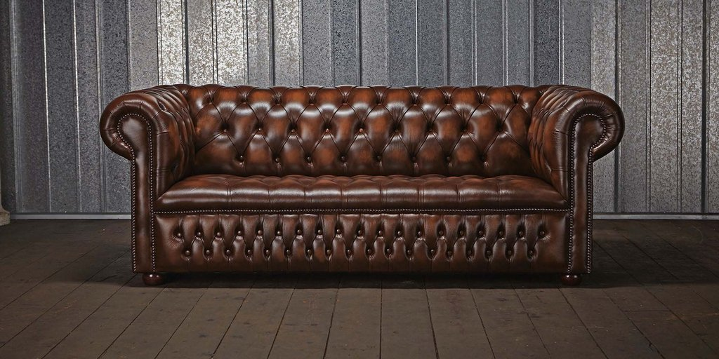 sofa chesterfield the edwardian KOIDTRX