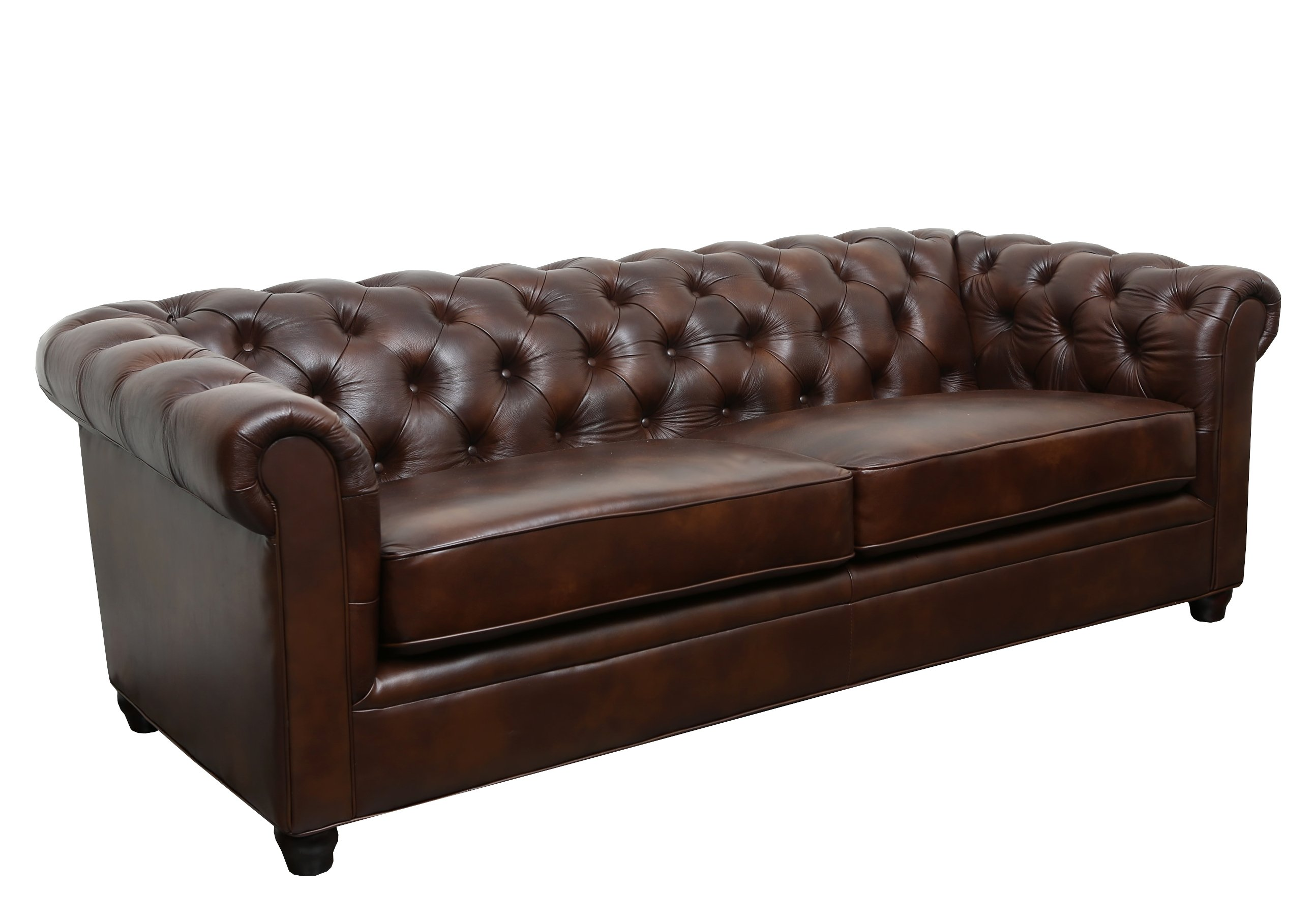 sofa chesterfield trent austin design harlem leather chesterfield sofa u0026 reviews | wayfair DQQDAWN