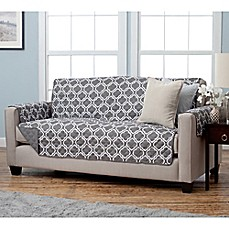 sofa covers adalyn collection reversible sofa-size furniture protectors GIQYTHN