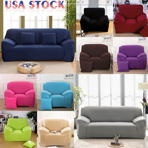 Sofa Covers Image Is Loading Us Ship Stretch Chair