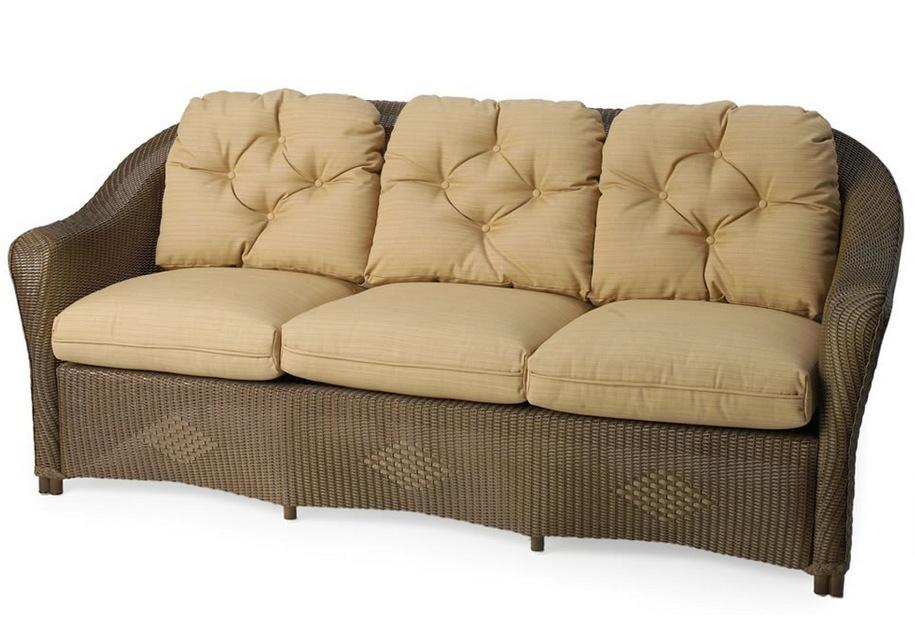 sofa cushions lloyd flanders reflections sofa replacement cushions GJZVRNK