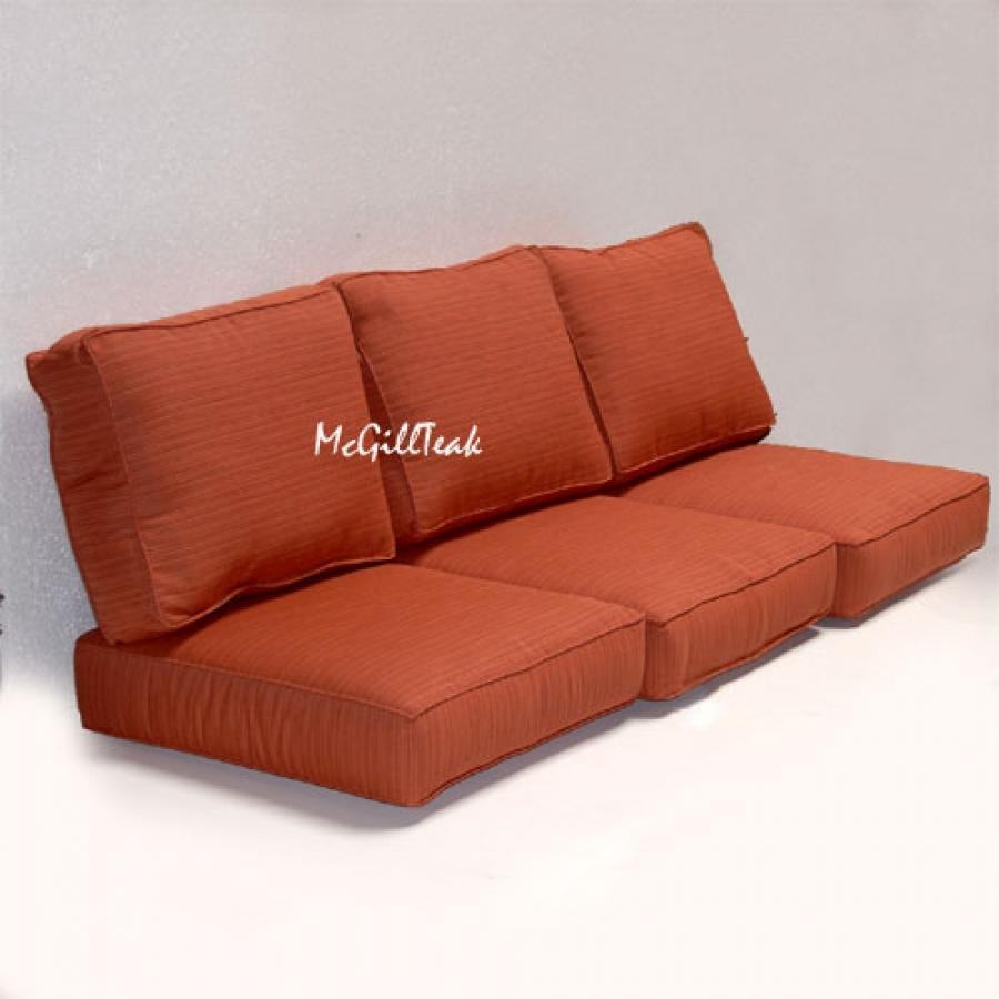 sofa cushions outdoor deep seating sofa cushion - sunbrella cushions NOAFNGU
