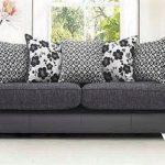 Cushiony experience: sofa cushions