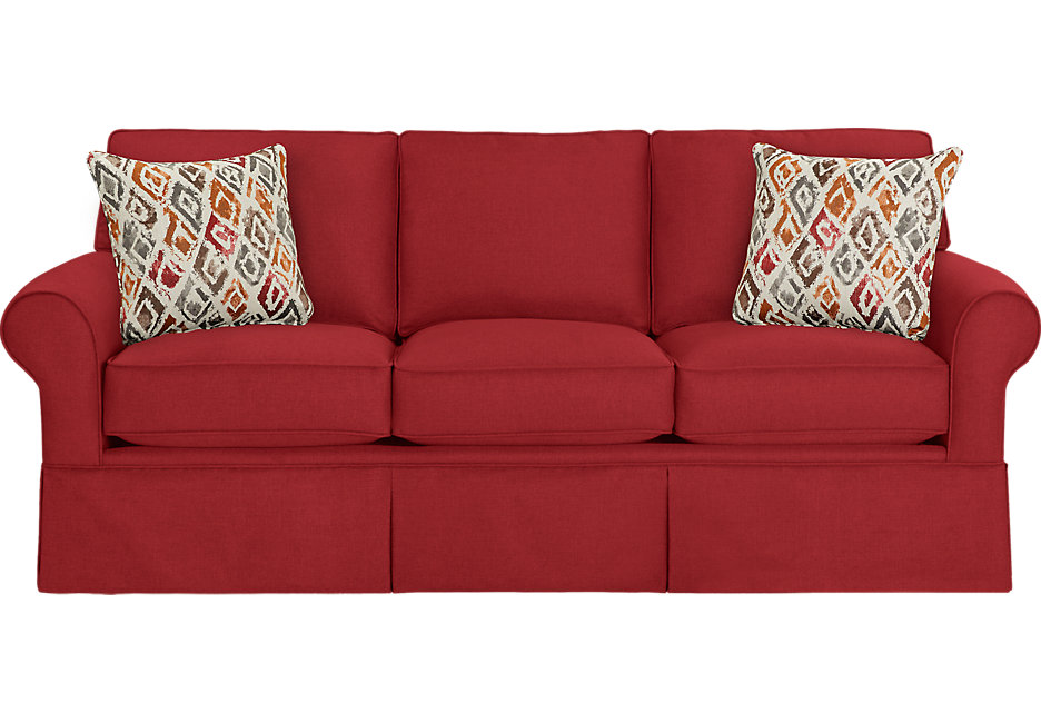 Settee Makes a Fine Choice for Comfort and Peace at Home