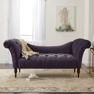 sofa settee skyline furniture custom settee in velvet (5 options available) BCVXTCN