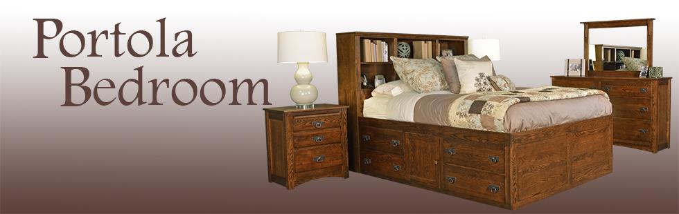 solid wood bedroom furniture sets - bed frames california FVRIVIP