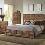 Solid Wood Bedroom Furniture Offers Sturdy Options