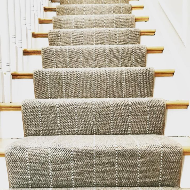 stair runner a simple runner could make your stairs look amazing. -prestige -ravine WVLNNZM