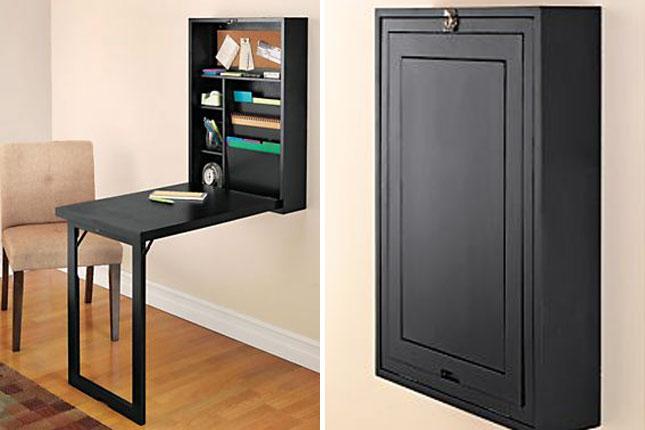 stylish ikea folding wall table with space saver 15 wall mounted ZKSWOIX