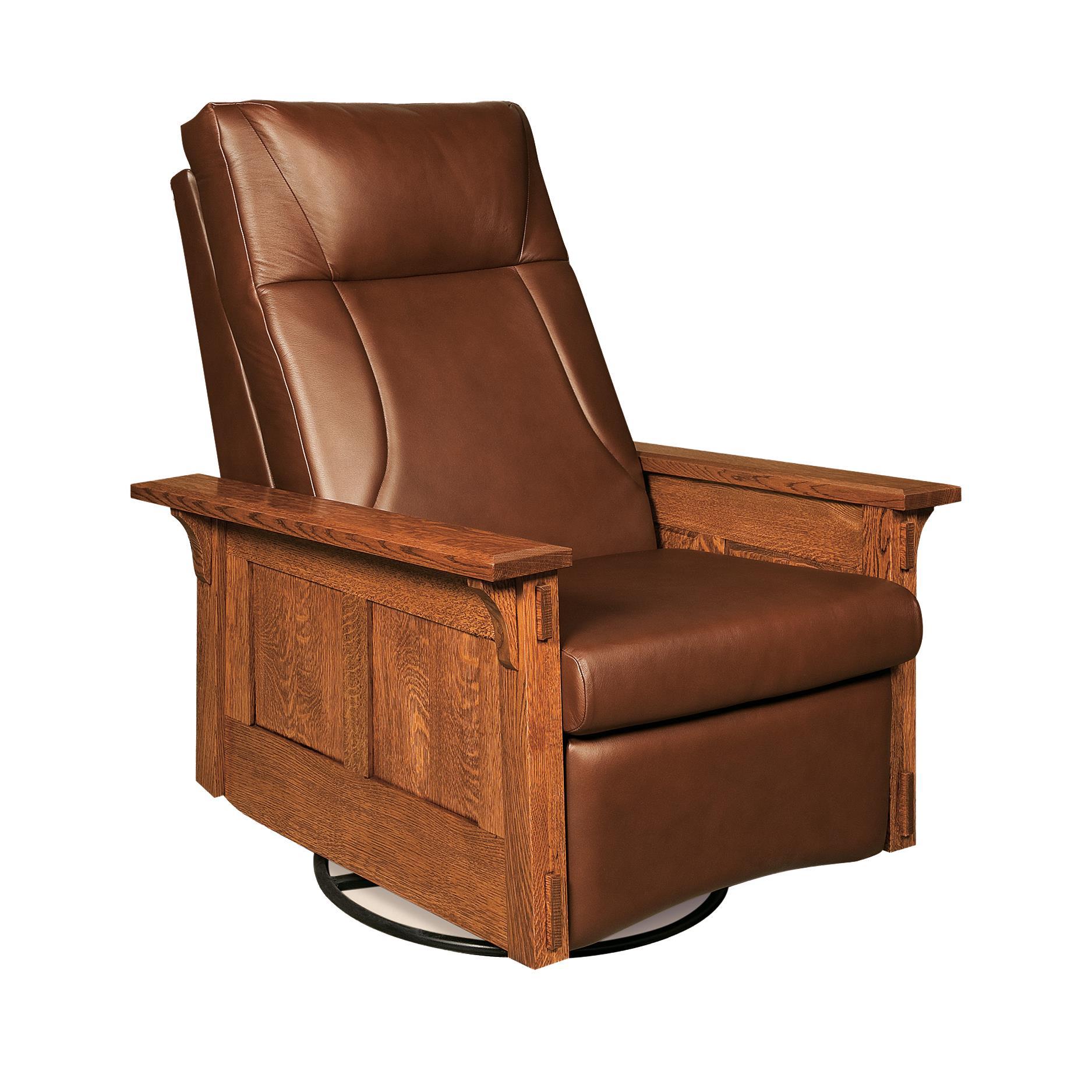 swivel rocker recliner mccoy rocker recliner swivel from dutchcrafters amish furniture QGVAJFT
