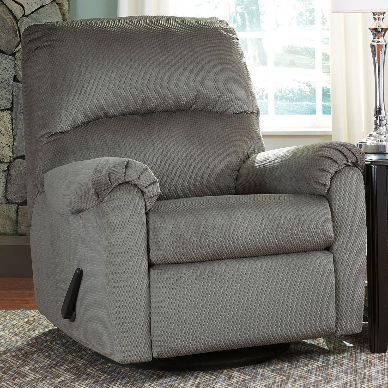 swivel rocker recliner signature design by ashley bronwyn swivel glider recliner with 360 degree YYVNPAC