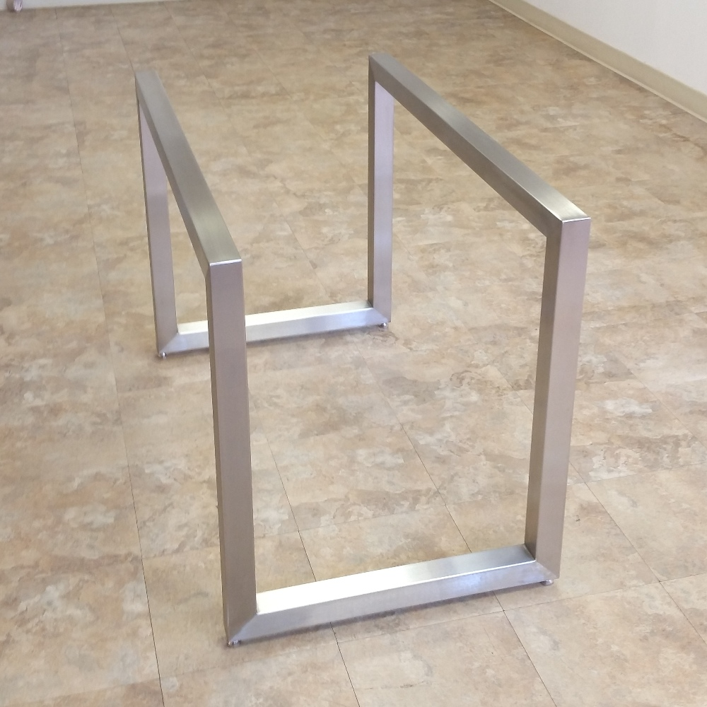 table bases stainless steel table base VRRKNXF