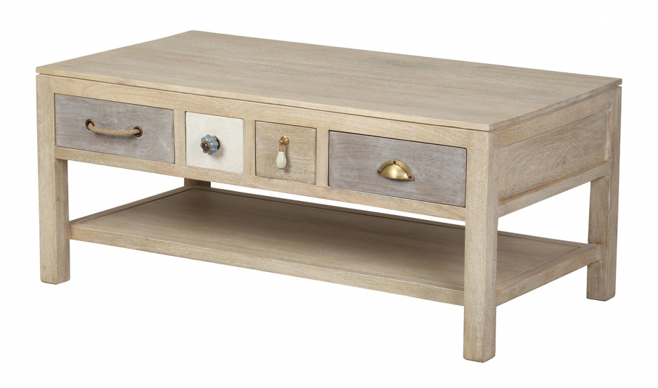 table salon :table de salon table basse en bois meuble salon pier import LKDYGPW
