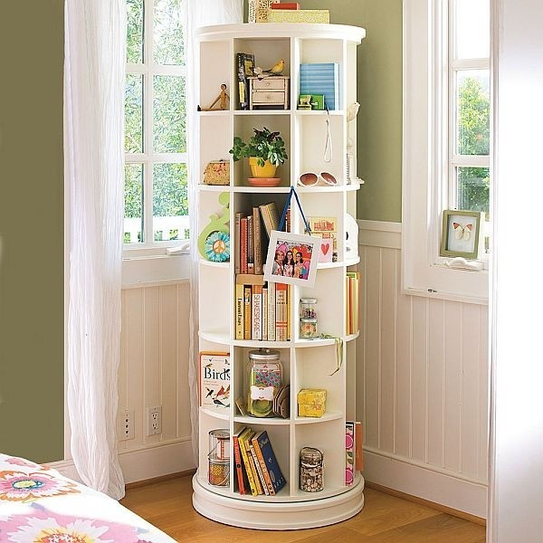 tall corner bookshelf 14 KGWOZMR