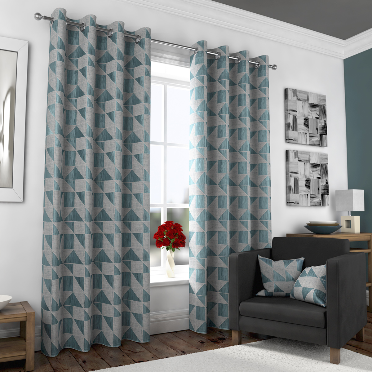 teal curtains expand. mexico teal eyelet curtains NQPOJMC