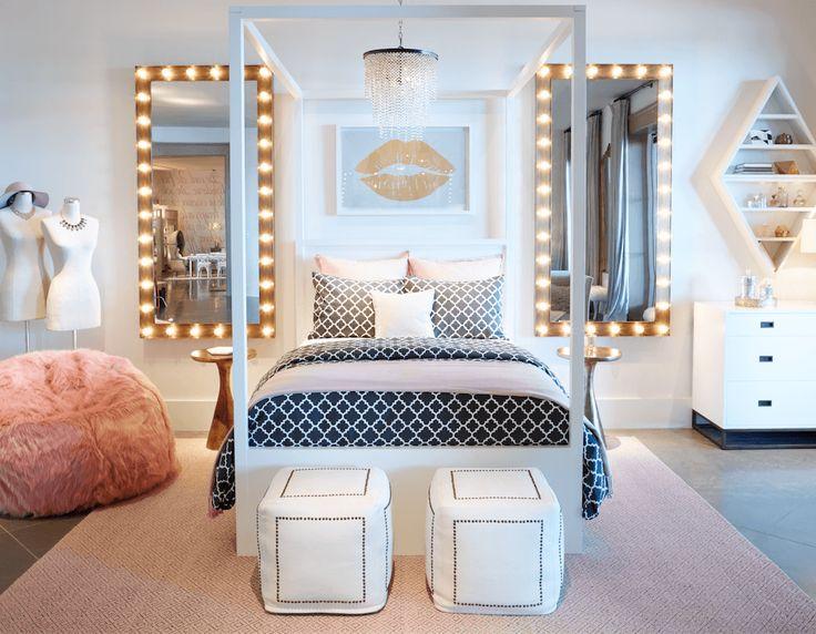 teenage girl bedroom ideas 20 of the most trendy teen bedroom ideas | pinterest | MFRUCGJ