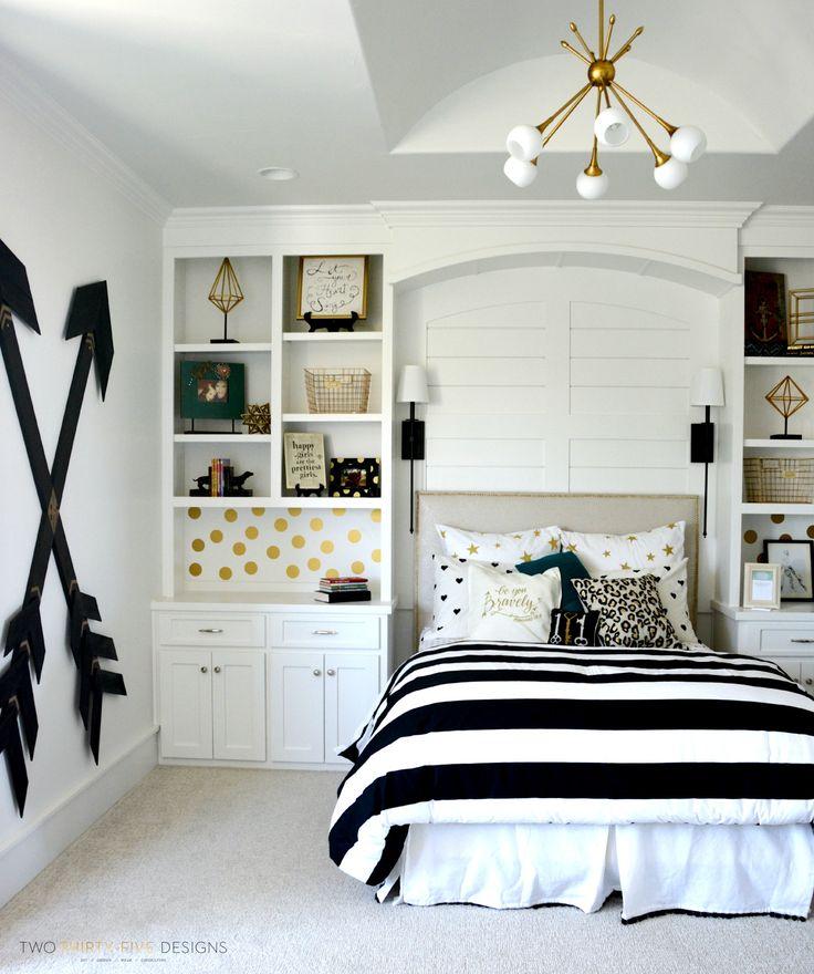 teenage girl bedroom ideas best 25 teen bedroom ideas on pinterest room ideas for teen VXFHUAP