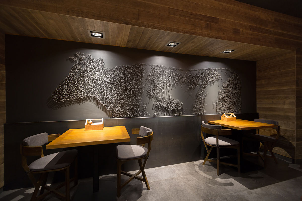 Restaurant interior design main points to remember