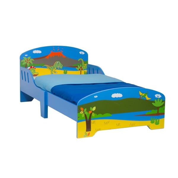 toddler beds dinosaur wooden toddler bed KFJYWLG