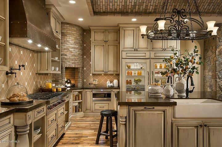 tuscan kitchen style tuscany kitchens | tuscan kitchen WNILHHS