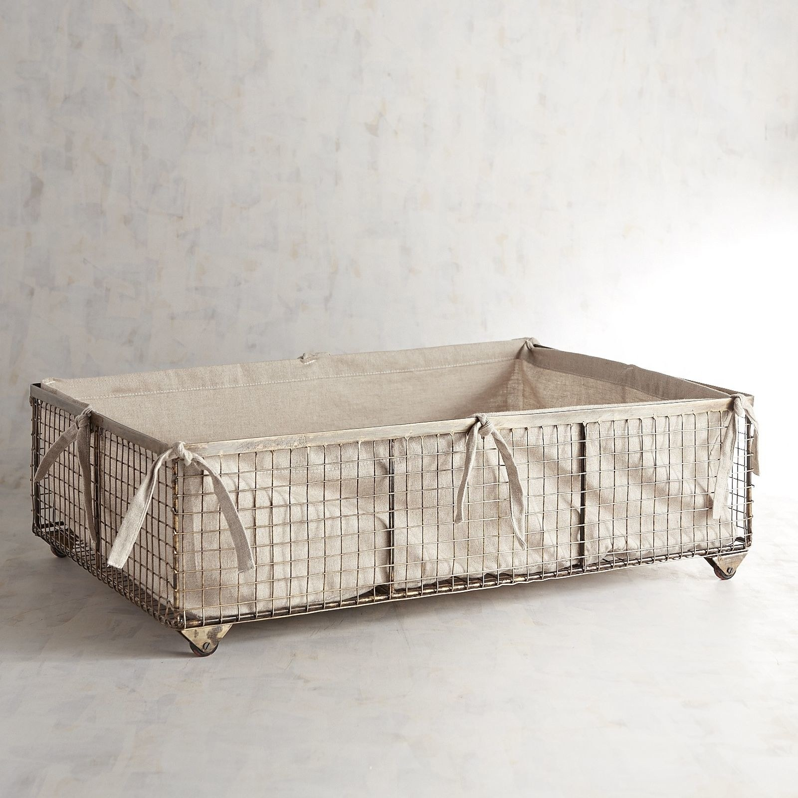 under bed storage the prettiest underbed storage out there photos | architectural digest YZMPQCI