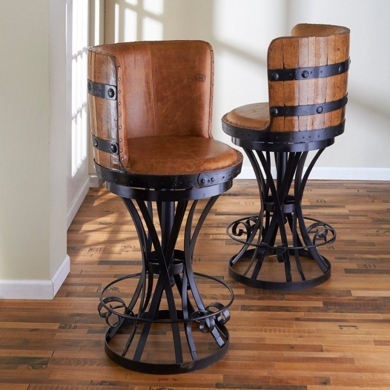 unique rustic bar stools dream designs TNDCAPP