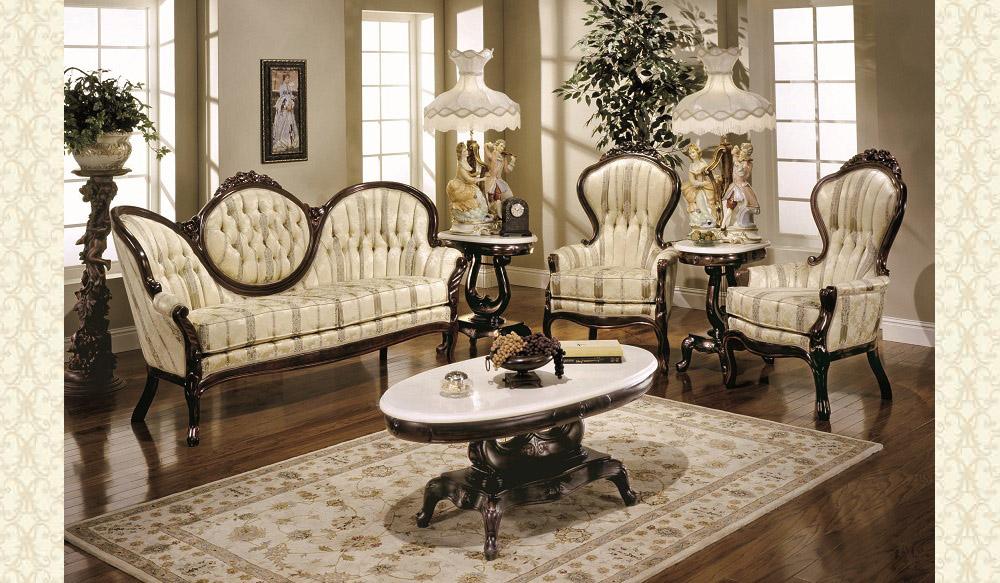 victorian living room 606 - victorian furniture WSCOTZP