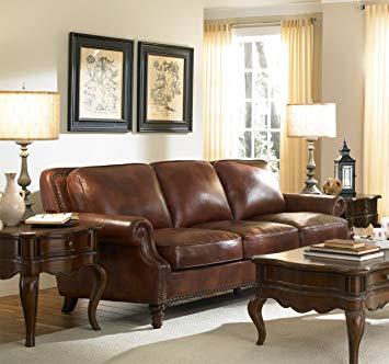 vintage leather sofa amazon.com: vintage furniture classics- leather | sale on 1009 lazzaro leather QQIRBZF