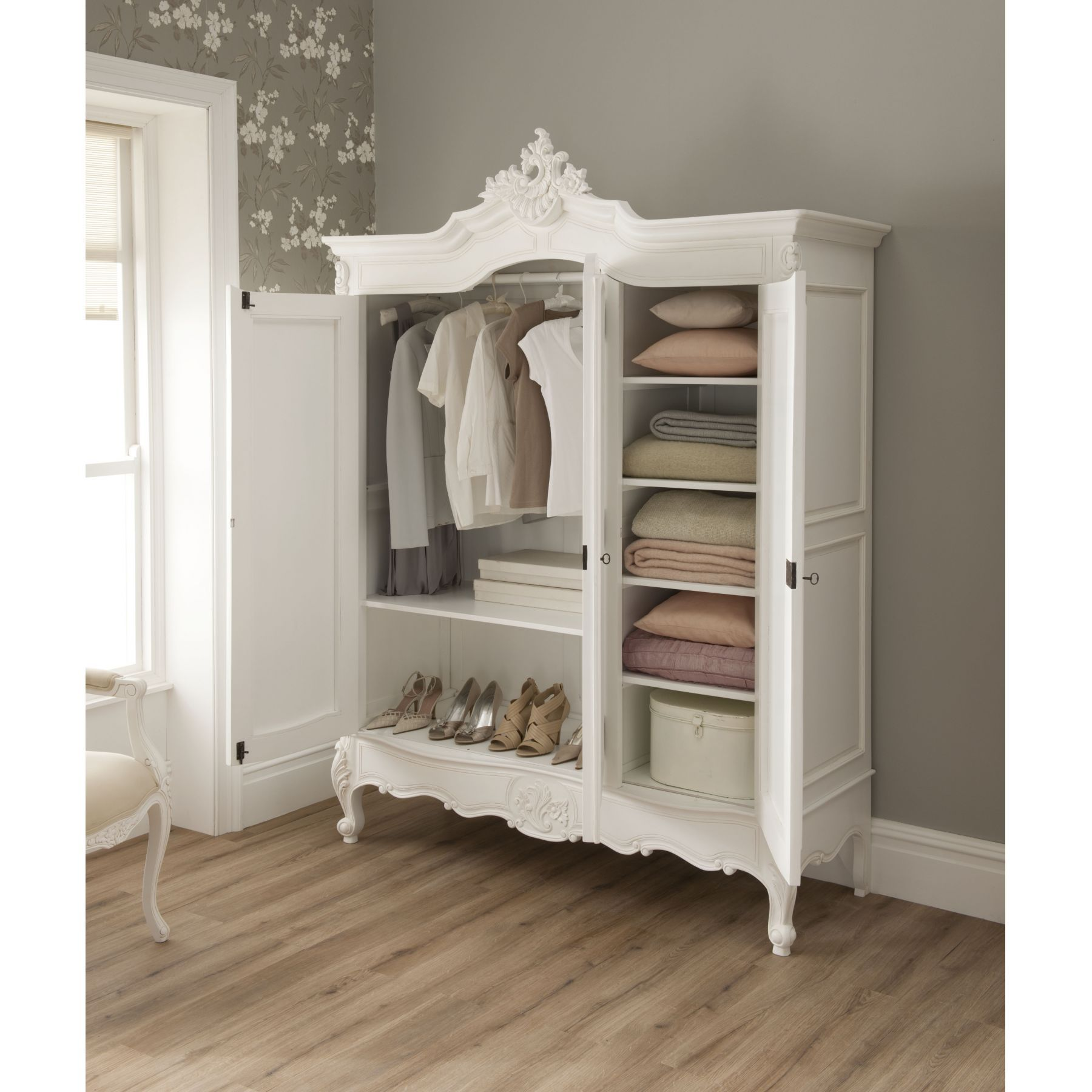 vintage wardrobe a wardrobe is the perfect addition to a babyu0027s room to QSQJYLT