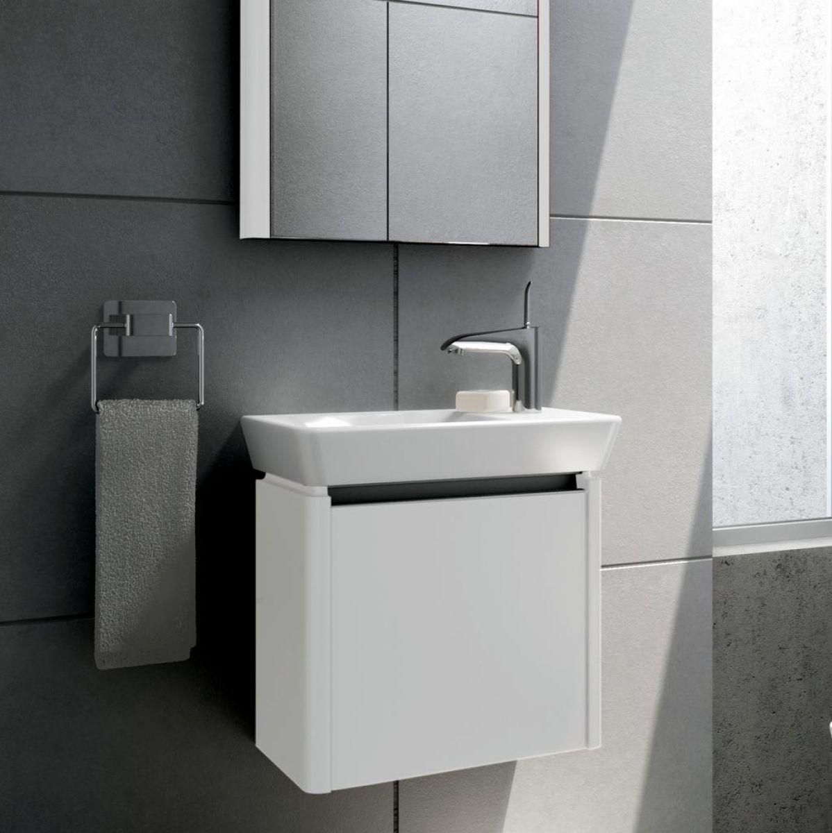 vitra t4 compact cloakroom vanity unit IAITUQF