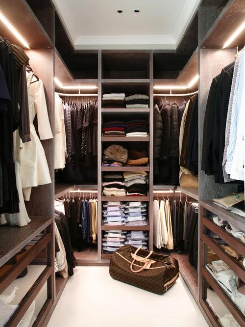 walk in wardrobes designs bold looking closet in dark tones UJPOQTD