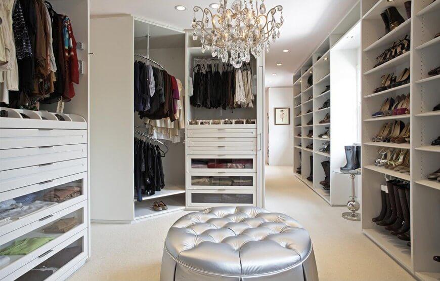 walk in wardrobes designs elegant walk-in closet by lisa adams closet design. AEXXNTE