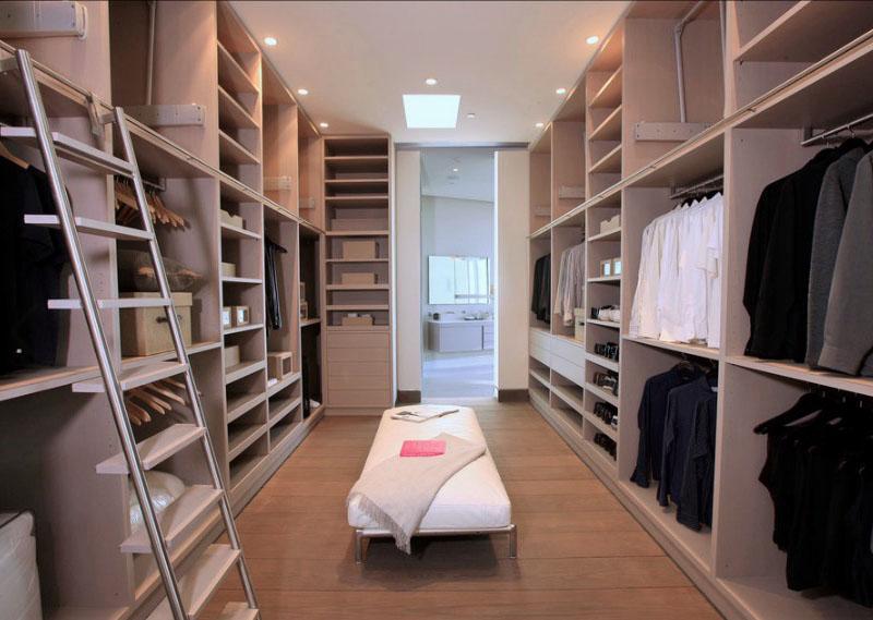 walk in wardrobes designs impressive yet elegant walk-in closet ideas - freshome.com DGOXHQB