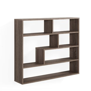 wall bookshelf bunker rectangular wall shelf PIRTESY