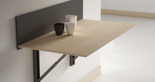 wall mounted drop-leaf table click | wall mounted table by cancio XHMMDOX