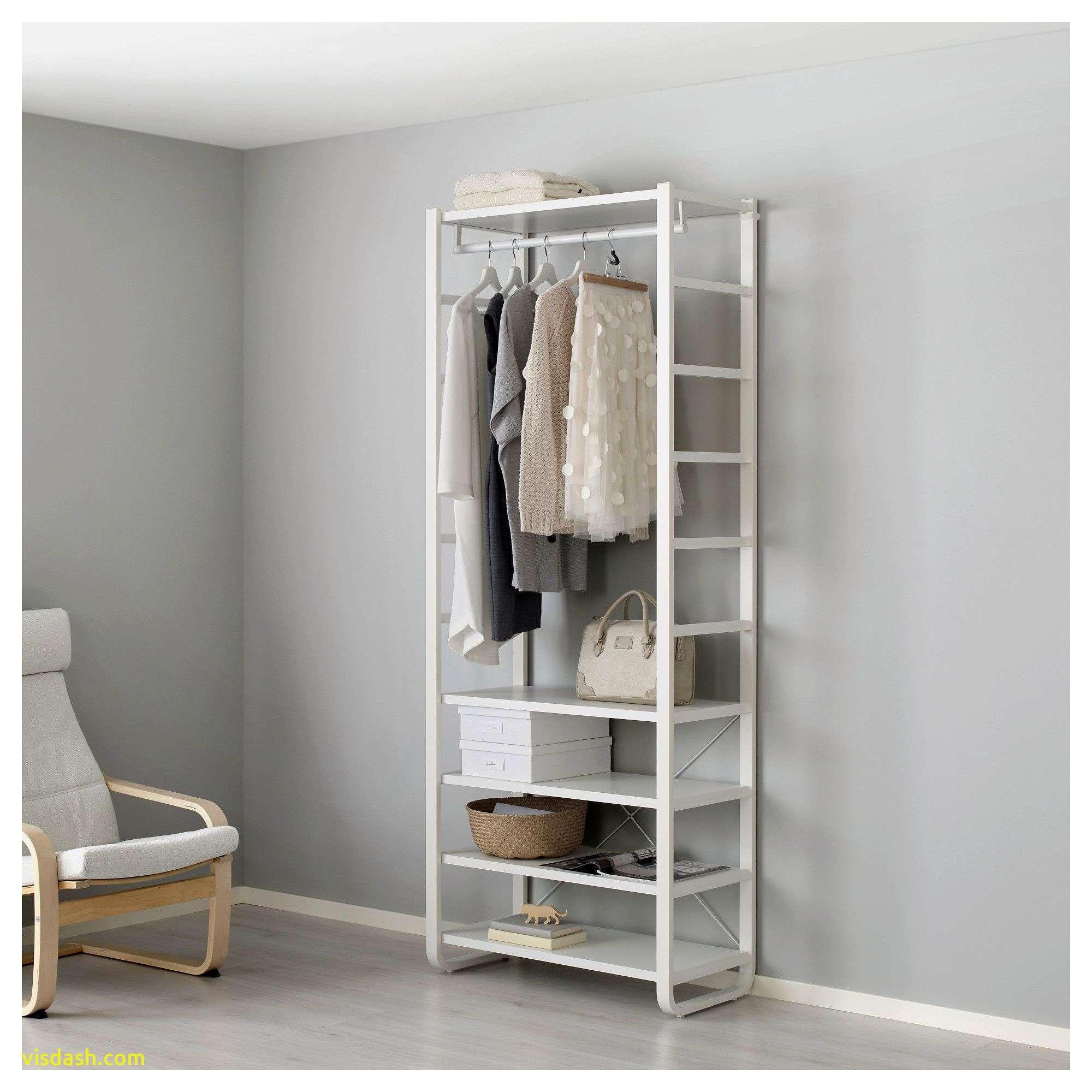 wardrobe interiors ikea elvarli 1 section white 84x40x216 cm you can always adapt JXUJYRZ