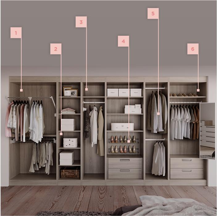 wardrobe interiors interior options XNAFSQC